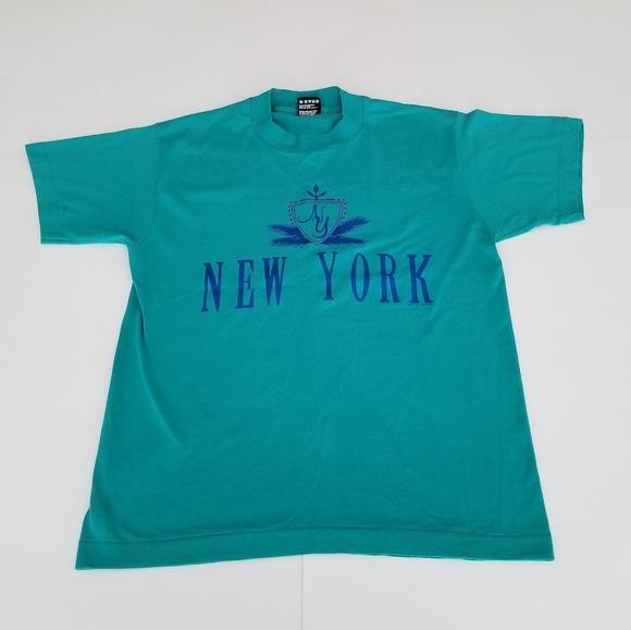 Vintage Other - Vintage | NY 90's New York Souvenir Single Stitch